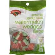 Hannaford Watermelon Wedges Gummy Candy