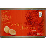 HT Traders Water Chestnuts, Sliced