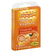 Emergen-C Fizzy Drink Mix, Tangerine Flavored