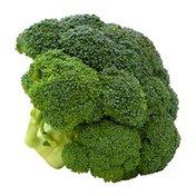 Organic Broccoli Crown Package