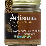 Artisana Walnut Butter, Raw, Organic, with Cashews