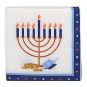 Smart Living Beverage Napkins Hanukkah - 16 CT