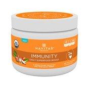 Navitas Powdered Mix, Daily Superfood Boost, Immunity