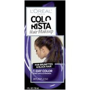 Colorista Hair Makeup 1-Day Hair Color Purple50 (for brunettes)
