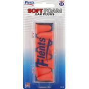 Flents Ear Plugs, Soft Foam