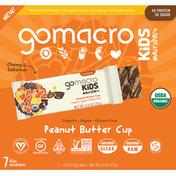 GoMacro Macrobars, Peanut Butter Cup, 7 Pack