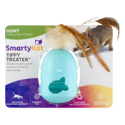 SmartyKat Tippy Treater Wobble Treat Toy