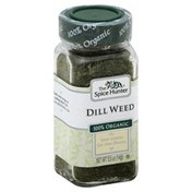 The Spice Hunter Dill Weed, Organic, Bottle