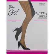 On the Go! Ultra Sheer Queen Coffee