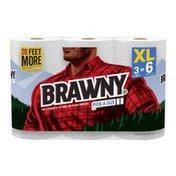 Brawny XL Roll Pick A Size Paper Towels