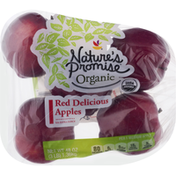Nature's Promise Apples, Red Delicious