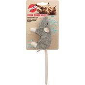 SPOT Cat Toy, Catnip, House Mouse Helen