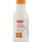 Brookshire's Buttermilk, Cultured, Lowfat