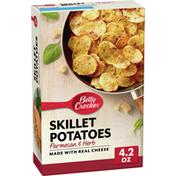 Betty Crocker Crispy Skillet Potatoes, Parmesan & Herb