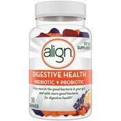 Align Digestive Health Probiotic Gummies, Fruit Flavored