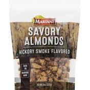 Mariani Almonds, Savory, Hickory Smoke Flavored