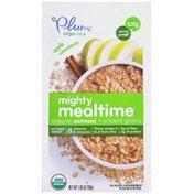 Plum Organics Organic Apple Cinnamon + Ancient Grains Oatmeal