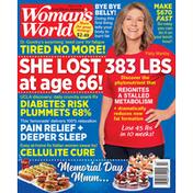 Woman's World Magazine, May 31, 2021