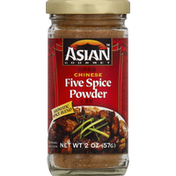 ASIAN GOURMET Five Spice Powder, Chinese