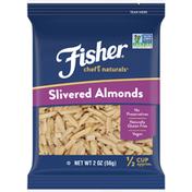 Fisher Almonds, Slivered