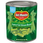 Del Monte Blue Lake Fancy Cut Green Beans