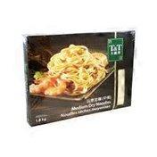 T&T Dry Plain Wide Noodles