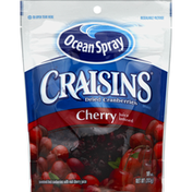 Ocean Spray Dried Cranberries, Cherry Juice Infused