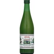 Italian Volcano Lime Juice, 100% Organic