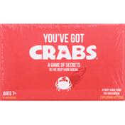Crabs Party Game, Ages 7+