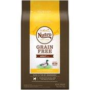 Nutro Grain Free Duck & Potato Recipe Adult Natural Cat Food