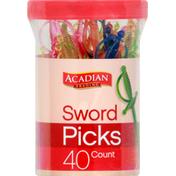 Acadian Trading Sword Picks