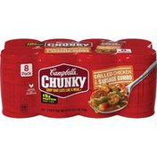 Campbell's® Grilled Chicken & Sausage Gumbo
