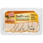Oscar Mayer Roasted Garlic & Herb Seasoned Chicken Breast Sliced Lunch Meat