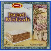 Osem Matzah, Israeli