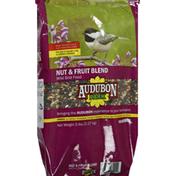 Audubon Park Wild Bird Food, Nut & Fruit Blend