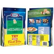 Kraft Mozzarella with 6 oz Bonus Fresh Take Italian Parmesan Recipe Shredded Cheese