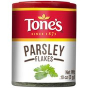 Tone's Parsley Flakes