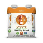 Evolve Toasted Almond Protein Shake