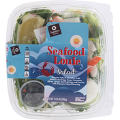 Signature Cafe Salad, Seafood Louie