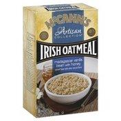 McCann's Irish Oatmeal, Madagascar Vanilla Bean with Honey