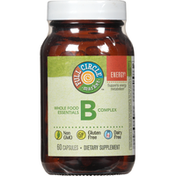Full Circle Vitamin B Complex, Capsules