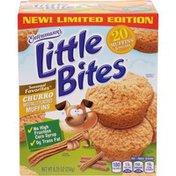 Entenmann's Little Bites Limited Edition Churro Mini Muffins