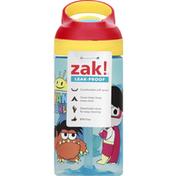 Zak! Sports Bottle, Ryan's World, 16 Ounce