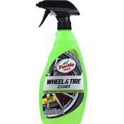 Turtle Wax Cleaner, Wheel & Tire