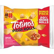 Totino's Supreme Pizza Rolls