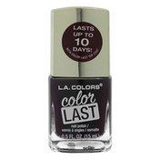 L.A. Colors Color Last Nail Polish CNP84 Sacrifice