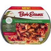 Bob Evans Farms Italian Sausage & Marinara Pasta, Family Classics