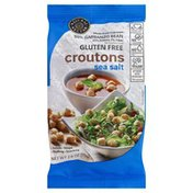 Natural Nectar Croutons, Sea Salt, Gluten Free, Bag