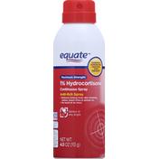 Equate 1% Hydrocortisone, Maximum Strength, Continuous Spray