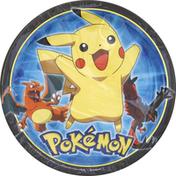 DesignWare Plates, Pikachu and Friends, 9 Inch